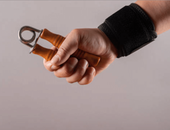 main grip