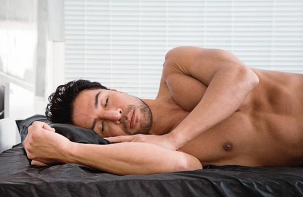 sommeil musculation