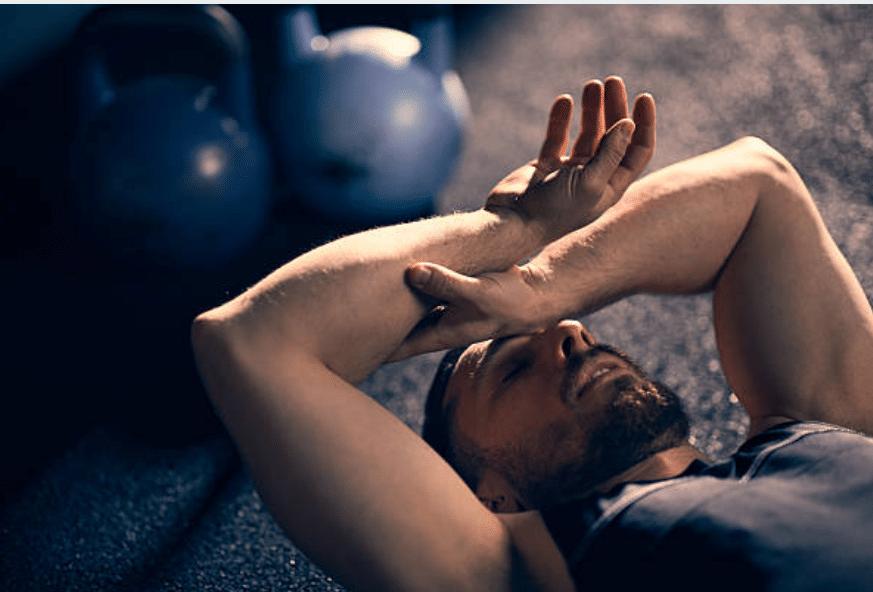 repos musculation
