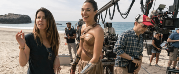 tournage wonder woman