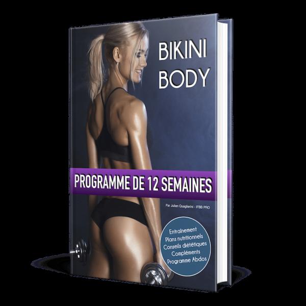programme femme bikini body