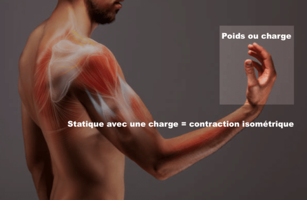 contraction isométrique